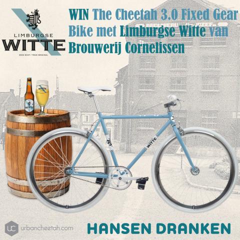 Win de unieke Limburgse Witte City Bike bij Hansen Dranken – Spelregels & voorwaarden