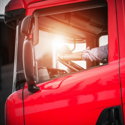 Vrachtwagenchauffeur Horeca