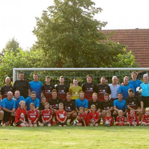 Benefietwedstrijd Jeugdfonds Sport Limburg