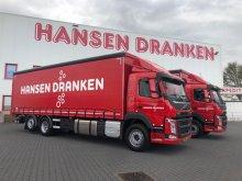 Nieuwe Hansen vrachtwagens